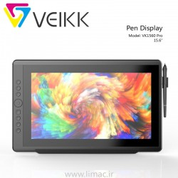 قلم و نمایشگر ویک Veikk VK1560 Pro