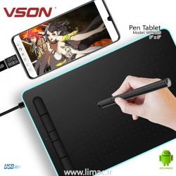 قلم و صفحه وِسُن Vson WP9620