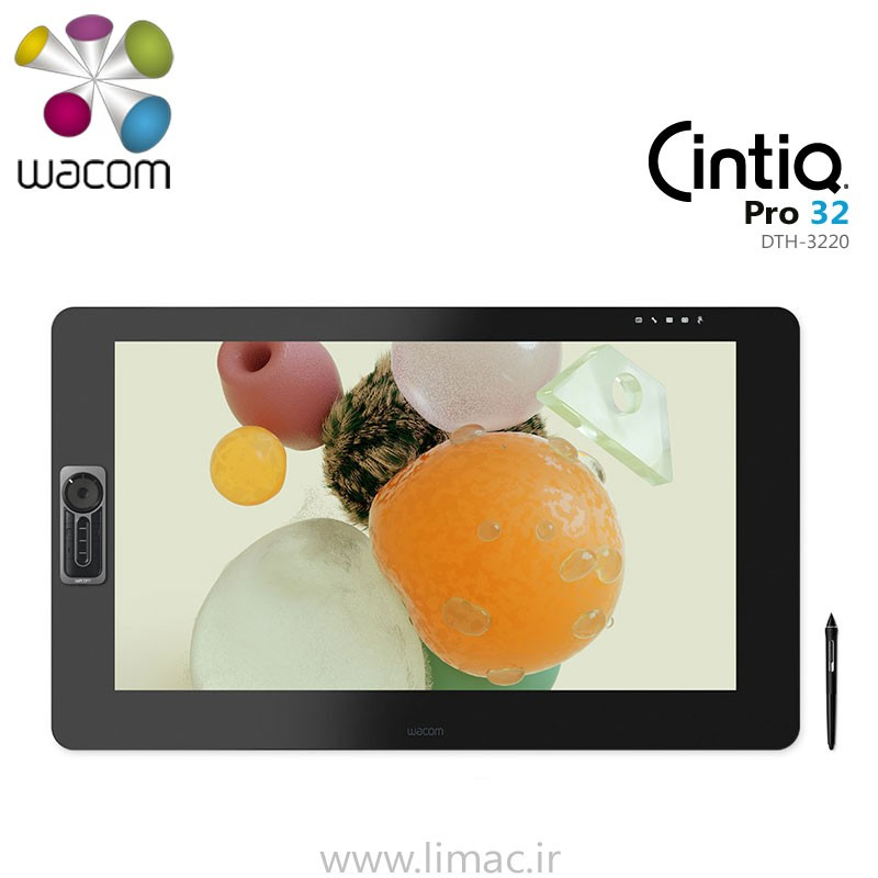 سینتیک پرو لمسی CiniQ Pro Touch 32 DTH-3220