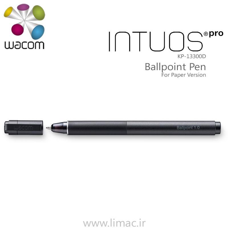 قلم یدکی Wacom BallPoint Pen KP-13300D