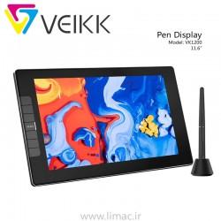 قلم و نمایشگر ویک Veikk VK1200