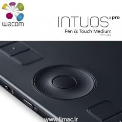 اینتوس پرو متوسط Intuos Pro Medium PTH-660
