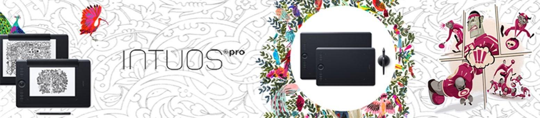 اینتوس پرو وکام Wacom Intuos Pro