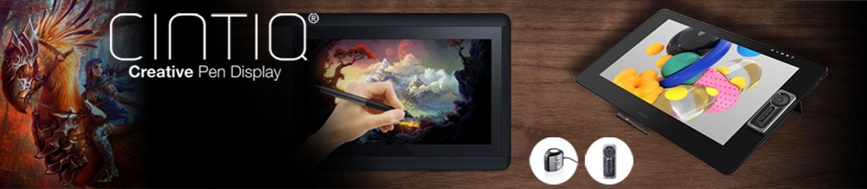 قلم و نمایشگر سینتیک وکام Wacom CintiQ Pen Display